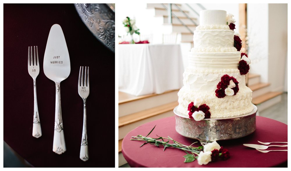 Wedding Cakes_KC Missouri