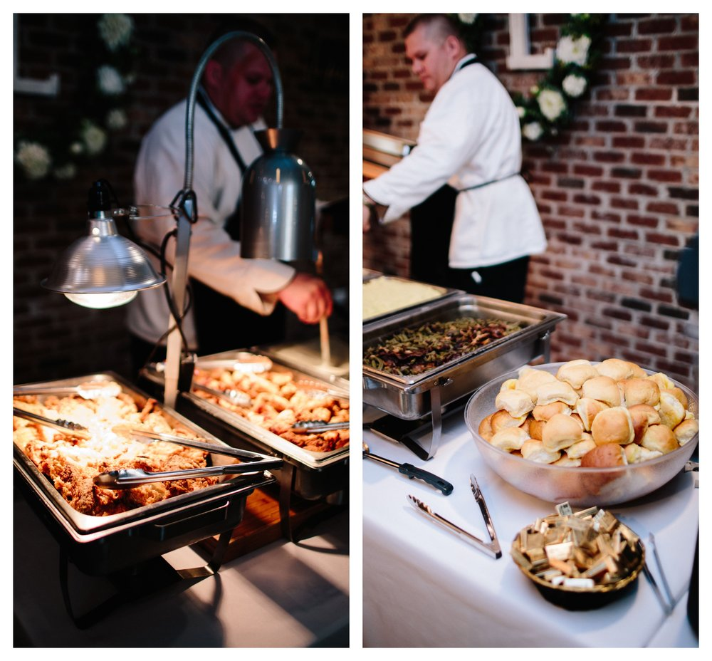 Catering Weddings