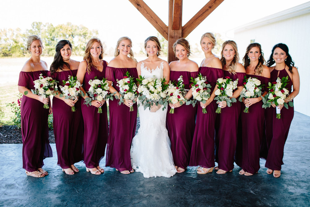 Bella Bridesmaids Kansas City