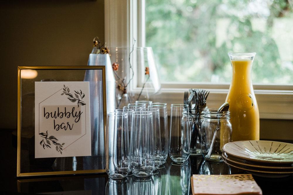 Mimosa Bar_Wedding Day