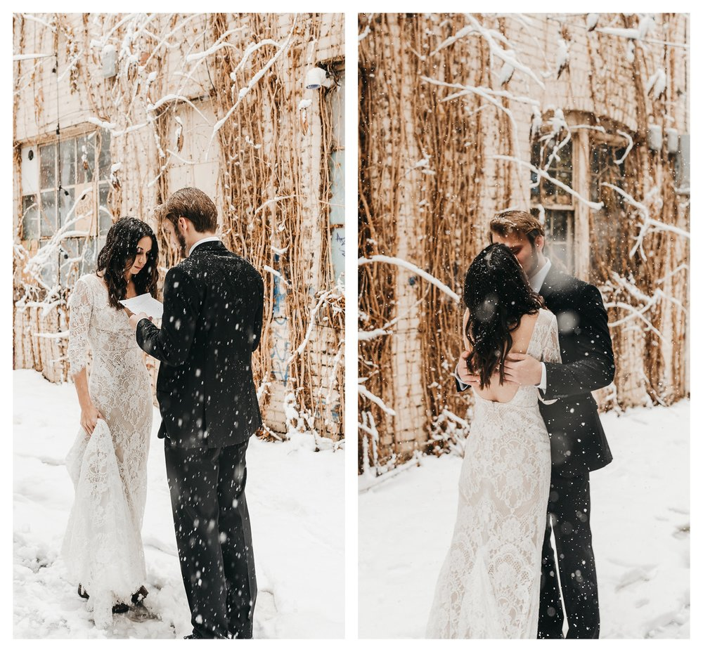 Winter Wedding_The Everly