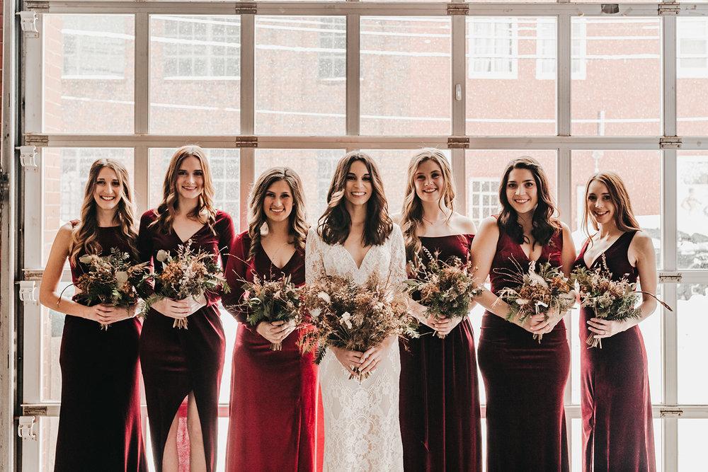 Bella Bridesmaids_Leawood, KS