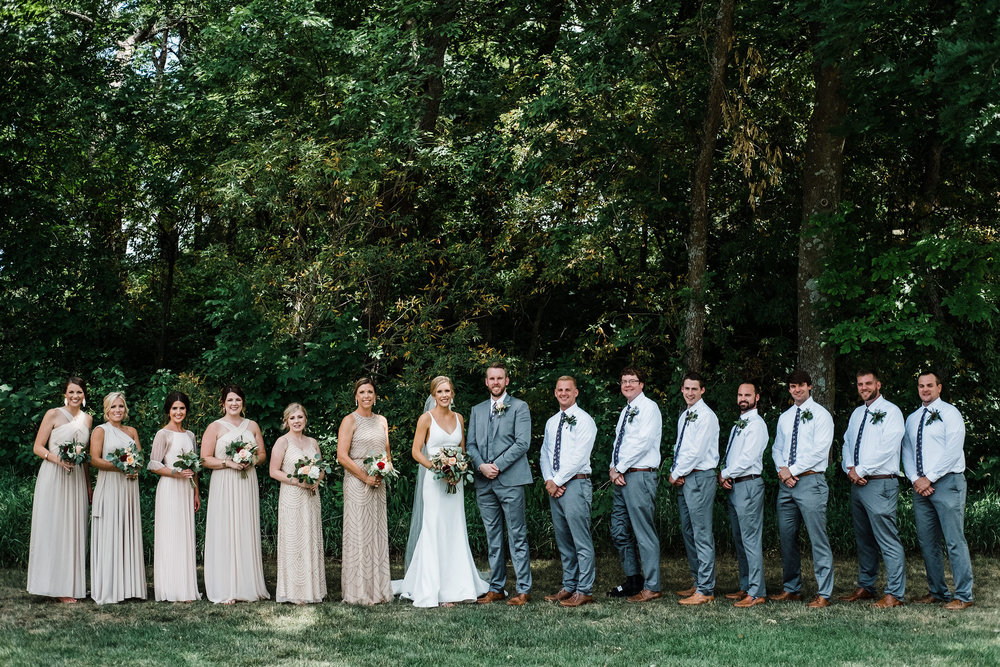 Bridal Party Kansas City