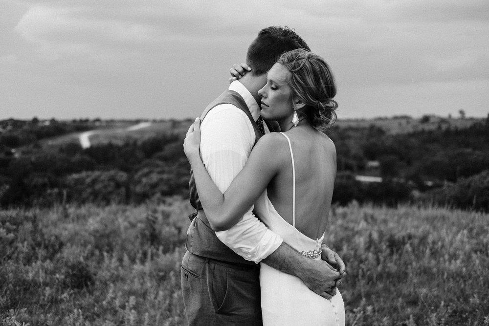 Open Back Wedding Dress_Kansas City Bride