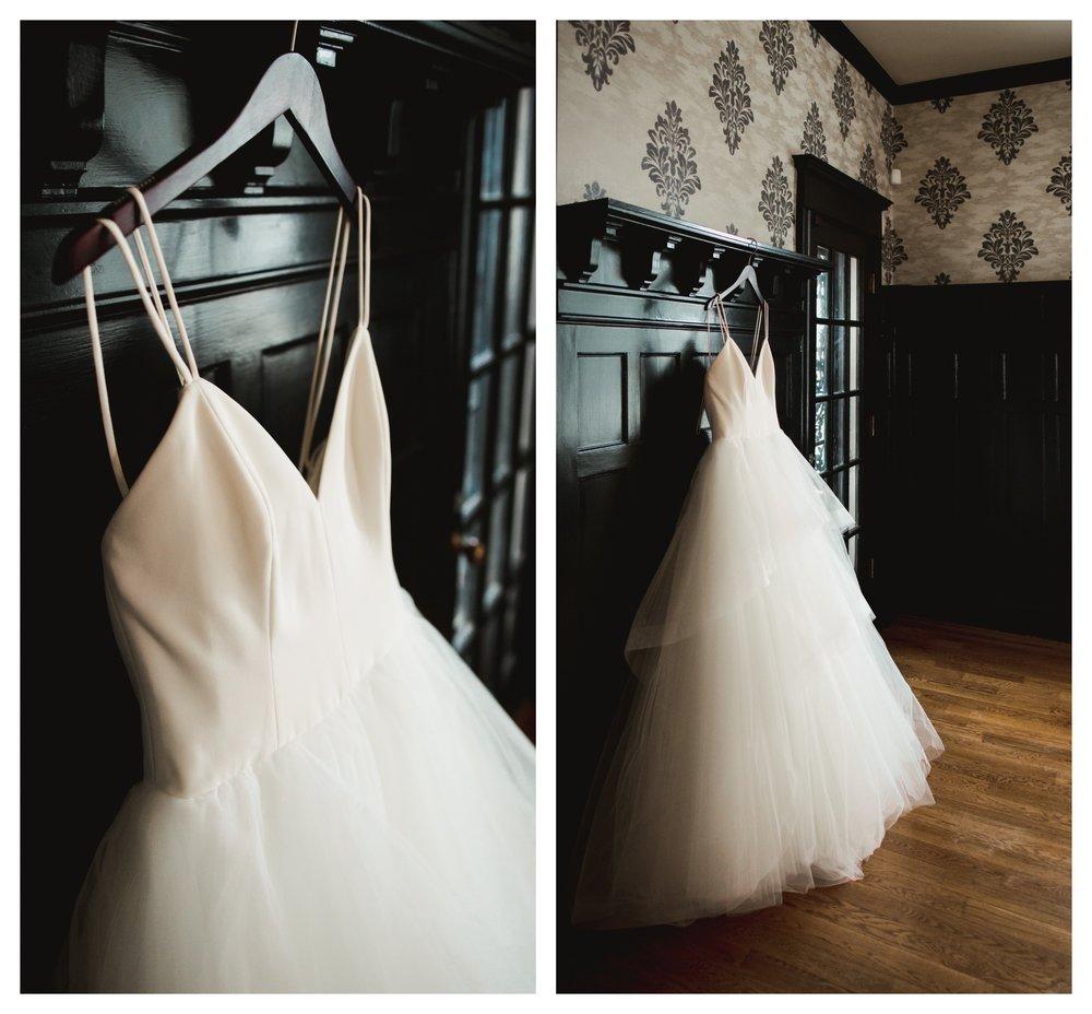 Nouvelle Amsale Bridal Gown
