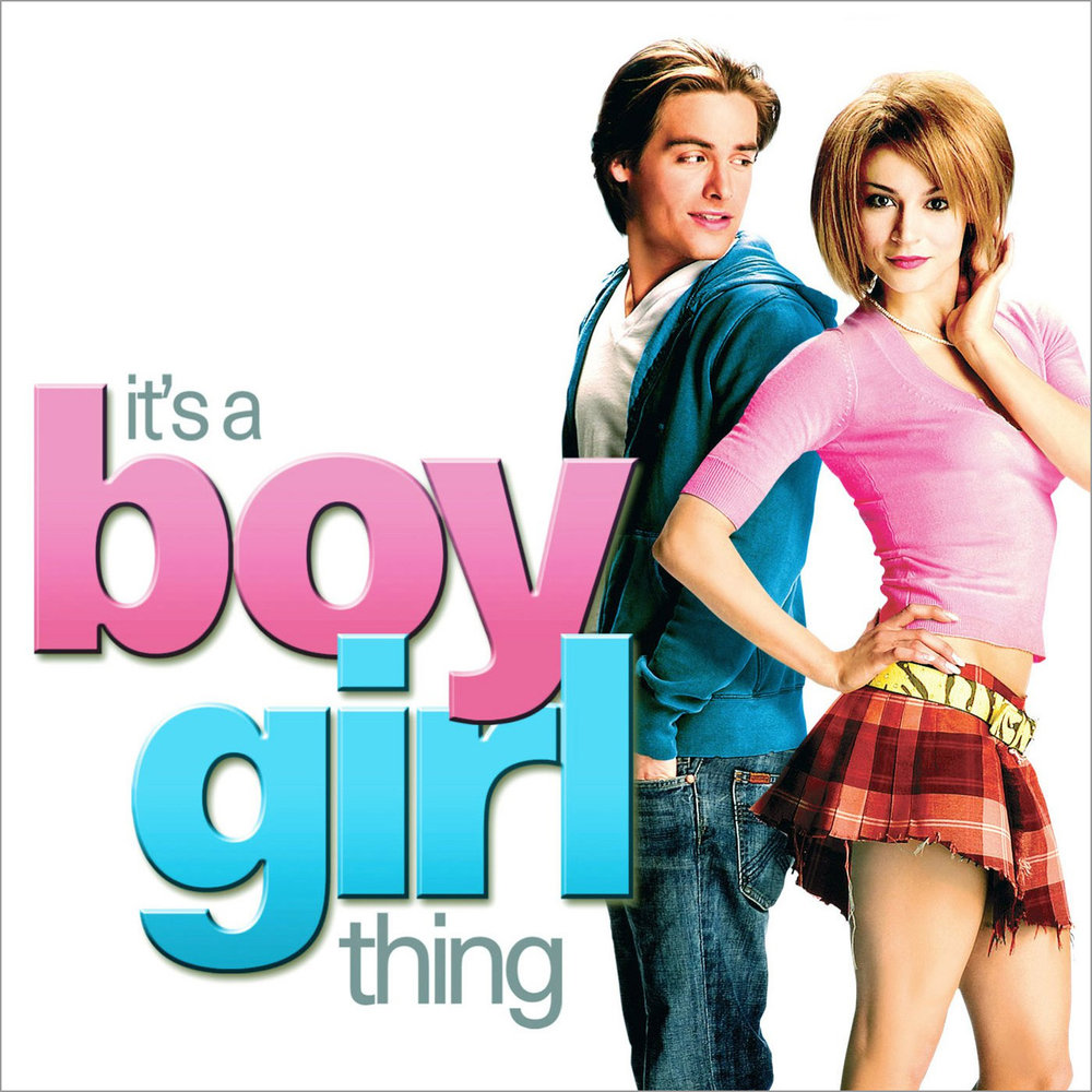 ItS A Boy Girl Thing Deutsch