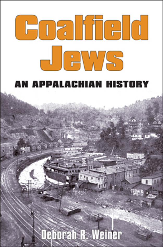 In 1900, the coal mining town of Keystone, West Virginia, had around 1,000 residents—and more than 10 percent of them were Jewish.  Coalfield Jews  explores the rise and fall of small Jewish communities that dotted the southern coalfields from the 1890s to 1980s.   WINNER, SOUTHERN JEWISH HISTORICAL SOCIETY BOOK PRIZE, 2007    FIND OUT  MORE . BUY ON  AMAZON .