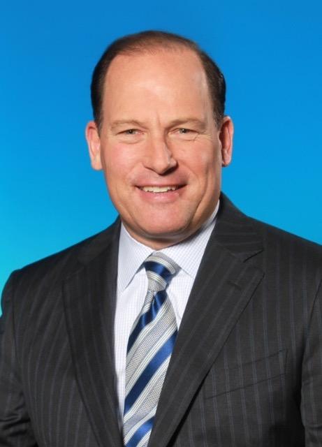 Veteran Sportscaster Neil Hartman