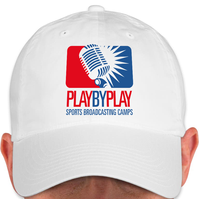 6dc319535 Apparel — Play by Play Sports Broadcasting Camps