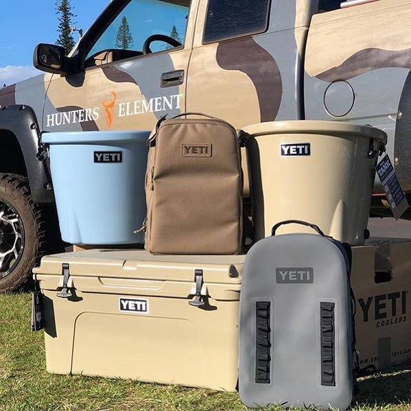 @yeti was rad to donate to the raffle to help Jaylin — a fun-loving, 5-year-old who was recently diagnosed with acute lymphoblastic leukemia. If you happen to be on Lanai on Feb. 15, please enter the archery tournament for Jaylin. If not, DM @brahhda_jay_from_lanai to purchase raffle tickets to win great prizes from #yeti.