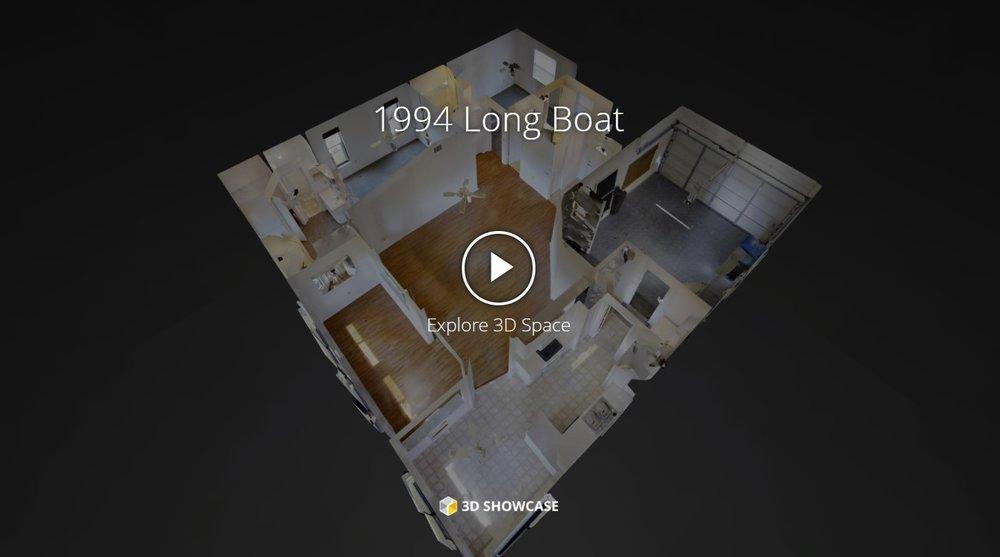 1994 long boat - 55+