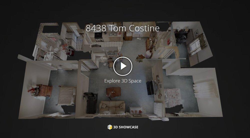 8438 tom costine - 5 Acres NO HOA