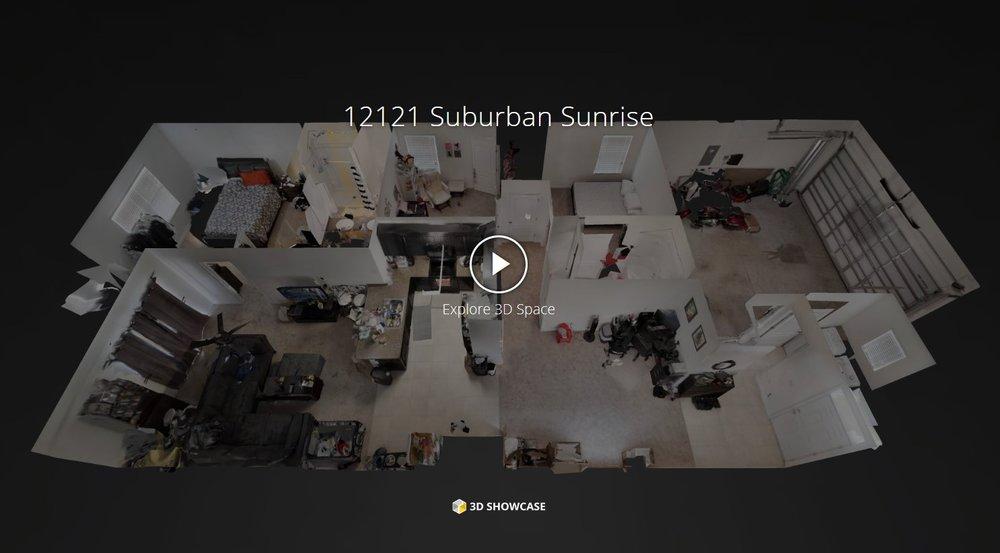 12121 suburban sunrise -