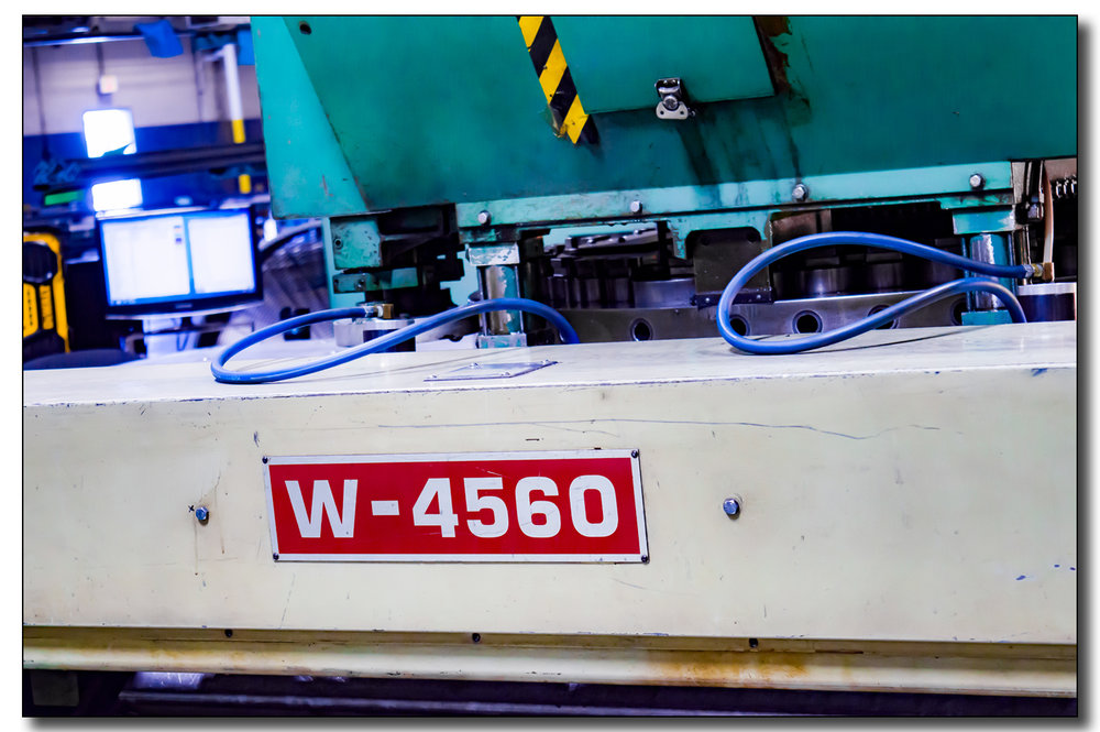 PUNCHING SERVICES  CMPI provides quality stainless steel punching services to fabricators nationwide. Inquire for information on our full range of punching capabilities.