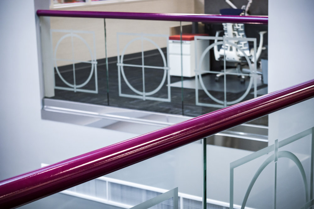Stainless Steel Tempered Glass Panel Guardrail
