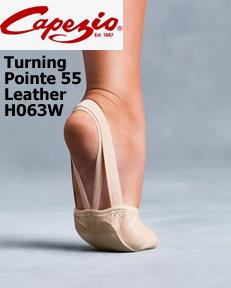 Capezio Turning Pointe 55 H063W