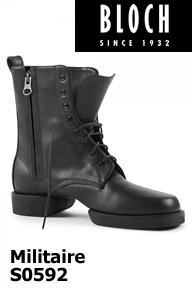 Bloch Militaire Hip Hop Boot S0592