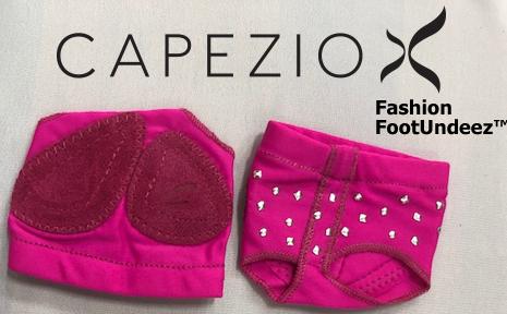 Capezio FootUndeez™ - Fashion Studs