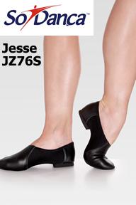 Só Dança Jesse Jazz Shoes JZ76S