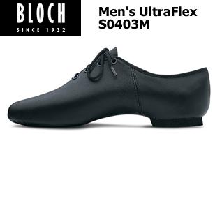 Bloch Men's UltraFlex Lace-up S0403M