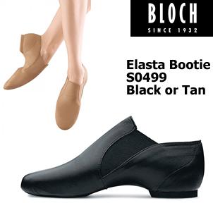 Bloch Elasta Bootie S0499