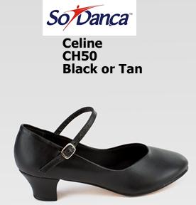 Só Dança Celine Character Shoe CH50