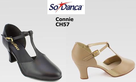 Só Dança Connie T-Strap Ballroom Shoe CH57