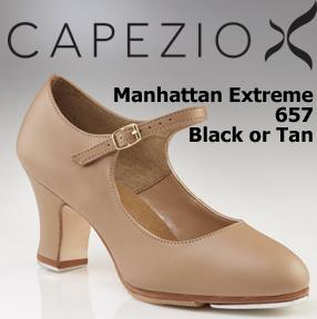 Capezio Manhattan Extreme Tap Shoe