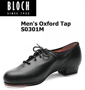 Bloch Men's Jazz Tap
