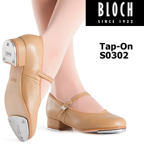 Bloch Tap-On Tap Shoes