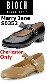 Bloch Merry Jane Tap Shoe