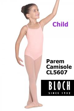 Bloch Parem Cami Leotard CL5607