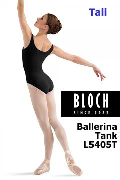 Bloch Ballerina Tank L5405T - Tall