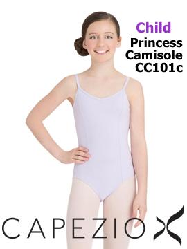 Capezio Princess Cami Leotard CC101C