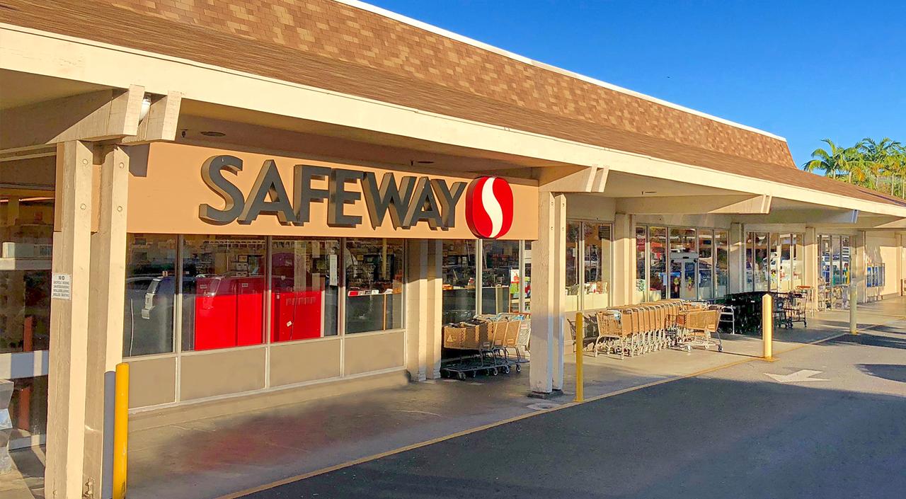 Safeway Salt Lake Shopping Center