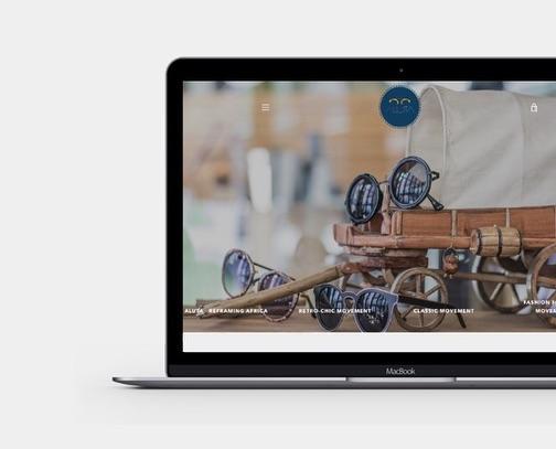 @alutasunglasses website designed by @billboard_mediasa