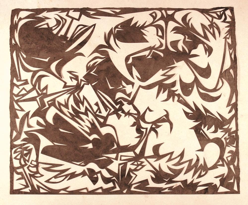 Papercut, 2010