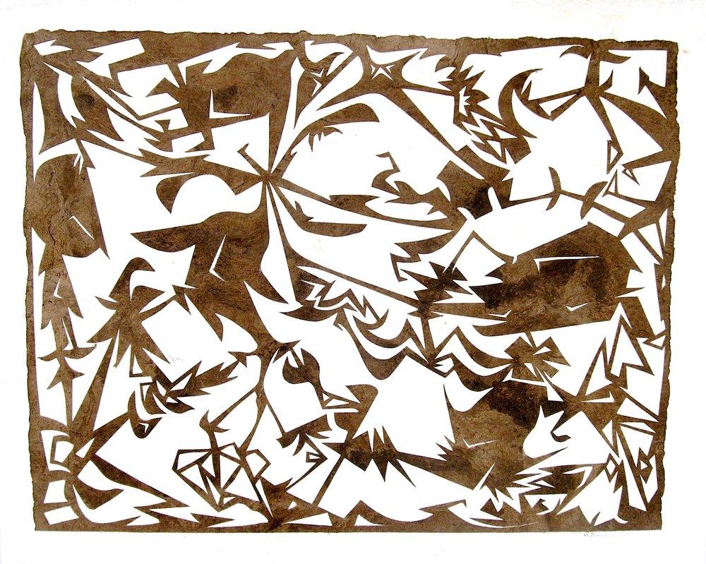 Papercut, 2012