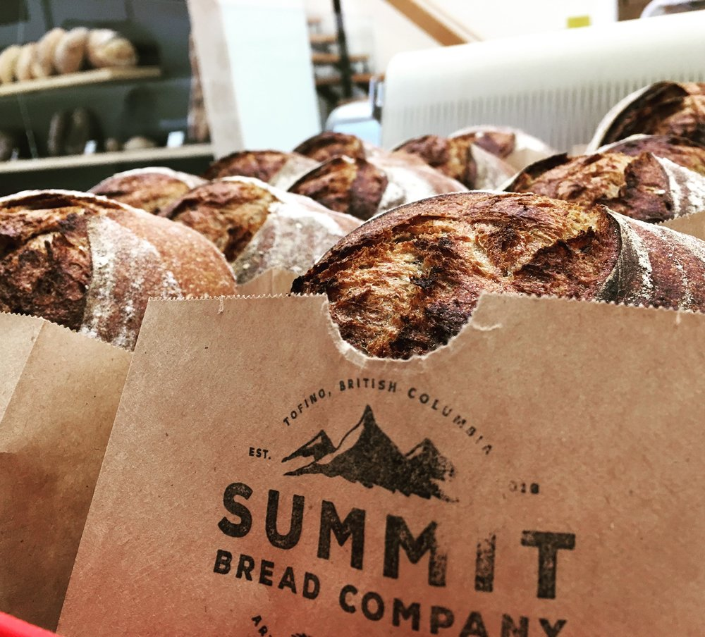 Offering wholesale to help you do what you do, better. Providing a full range of breads and pastries, baked fresh and delivered right to your door. Currently servicing Tofino and Ucluelet* - *Delivery fees applicable outside of Tofino.Complete form below to request wholesale pricing and consultation.