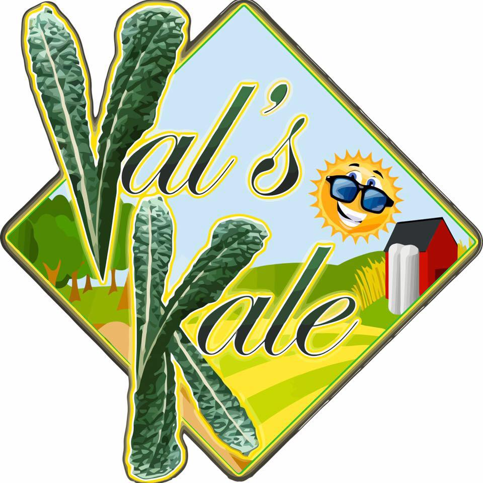 Val's Kale Chips