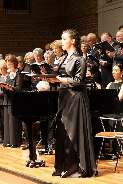 Brahms Requiem - Aalsmeer - oktober 2017 - © ACOV