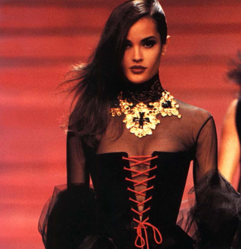 Christian Lacroix Haute Couture Show, Paris