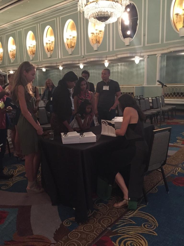 Book Signing IMTA NY