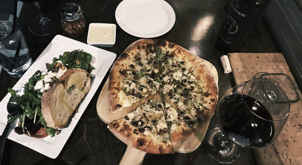 La Bocca - Nestled on main street in Tempe, this place offers half off bottles of wine on Sunday nights, and everything on the menu is super shareable - including their bomb pizza! Bring bae & indulgeLocation: Tempe