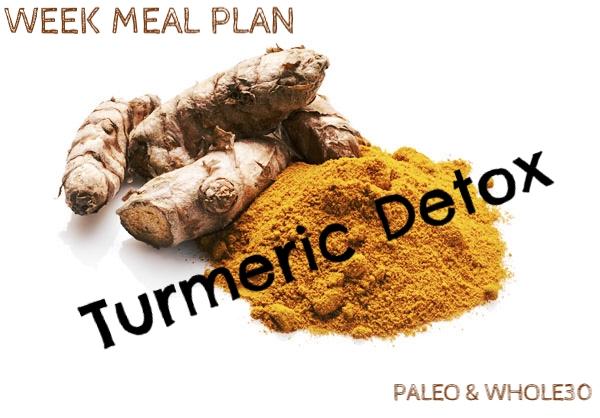 Paleo & Whole 30 Week Meal Plan