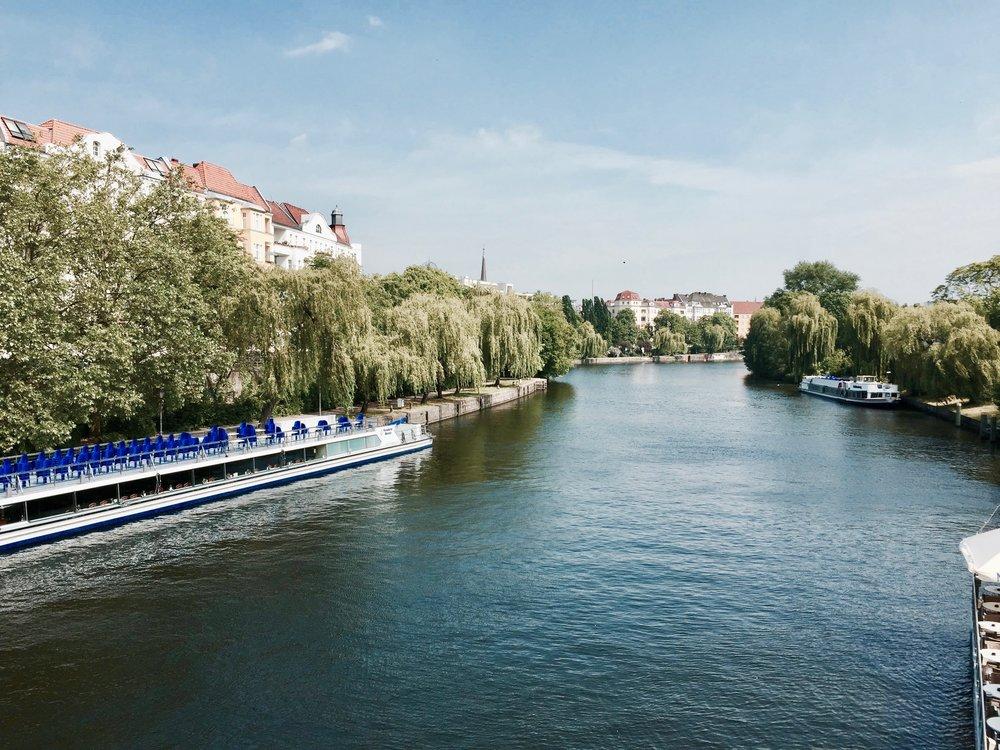 spree river -