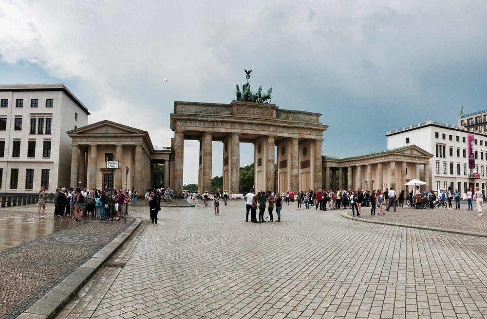 Brandenburger tor -