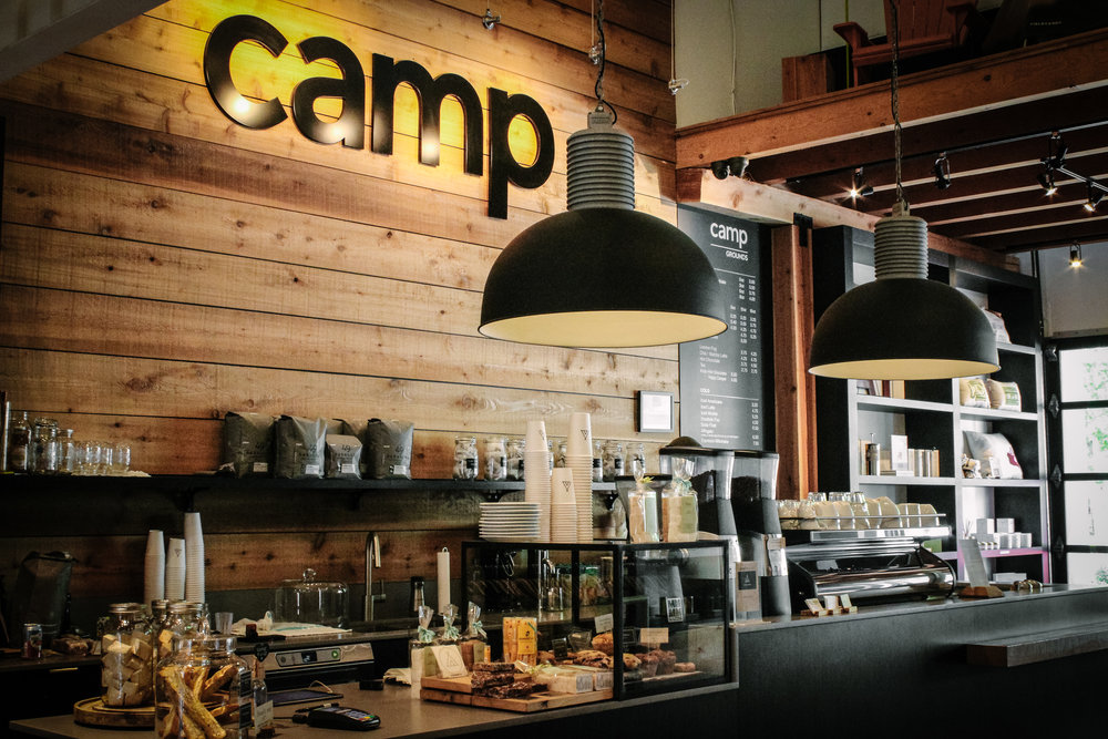 Camp Lifestyle and Coffee