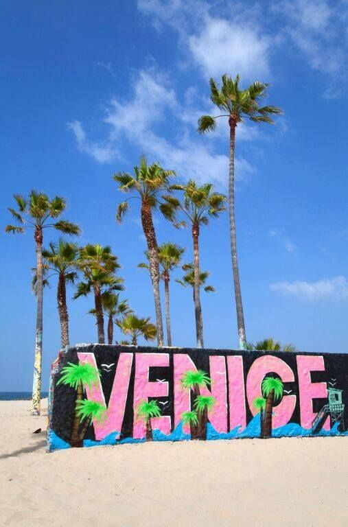 Venice is a vast canvas for artists of every kind. Leave your mark! ‪#‎venicebeach‬ ‪#‎losangeles‬ ‪#‎cali‬ ‪#‎sand‬ ‪#‎palmtrees‬ ‪#‎graffiti‬ ‪#‎art‬ ‪#‎culture‬