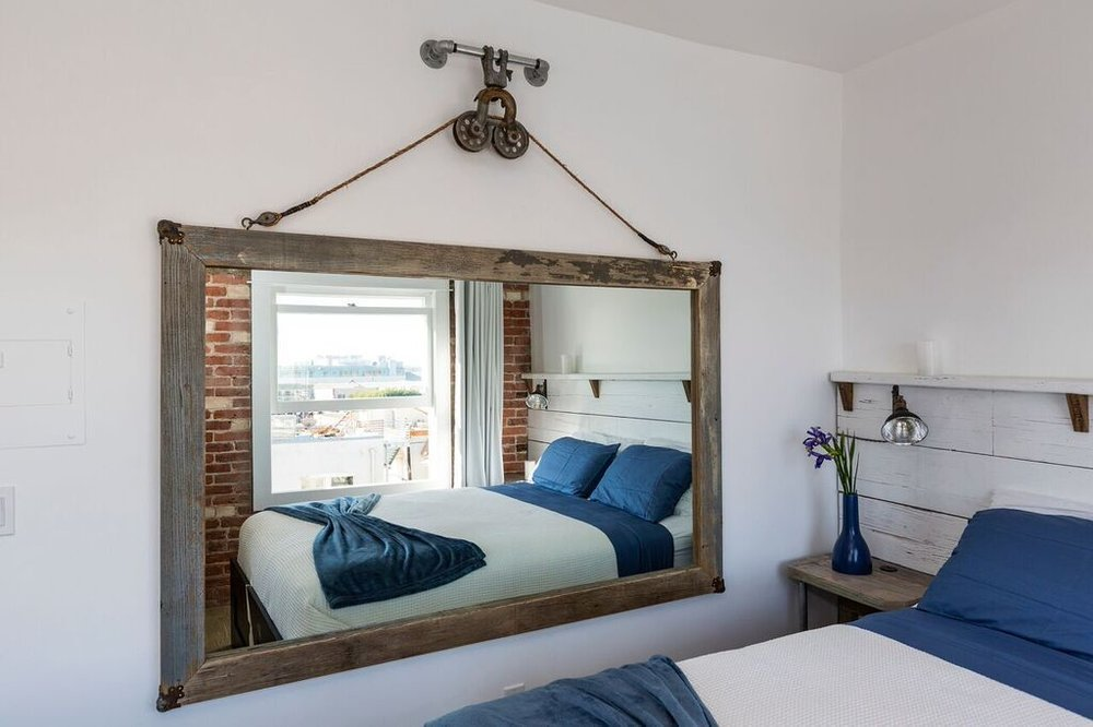 If you want to go big in Venice, The Waldorf Penthouse Suite is the only way to go. #venicebreeze #lavish #style #design #awardwinning #suites #Venice #socal #losangeles #vacation #resort